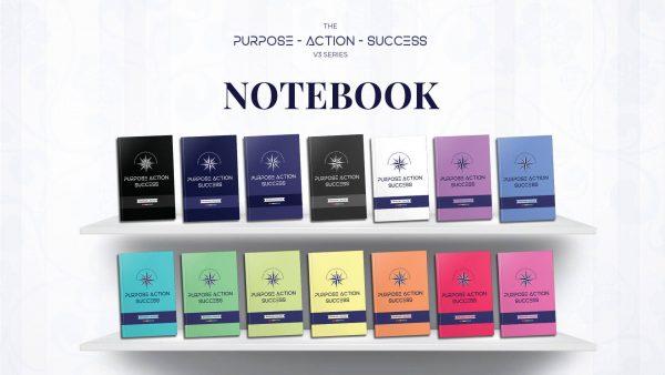 MBS 6x9 Notebook | Journal - PAS_V3 Series